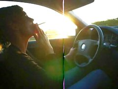 Janin - Smoking While Driving 1
