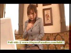 Мию сакуры Китайская подросток девушка мастурбировать