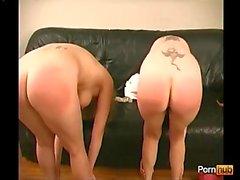 Spanking Some Sluts