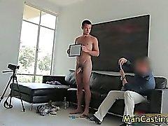 Sexy nasta Mike perseestä jizzster ja kokemasi haittavaikutus