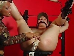 Asian Prisoner Of War Gets Machi...