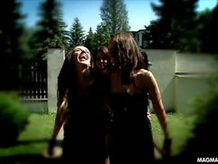 MAGMA FILM Only babes Lesbian Party