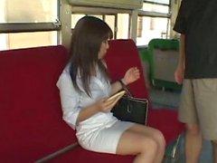 Gangband on a bus tvnutsvideo
