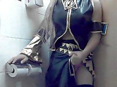 Japan cosplay cross dresse35