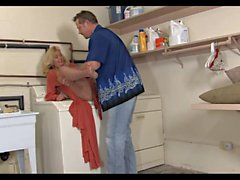 Mature Fucked In Laudry Room