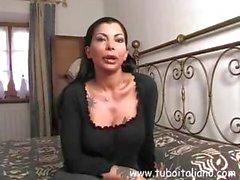Italian Sexy Mature Wife Moglie Porca