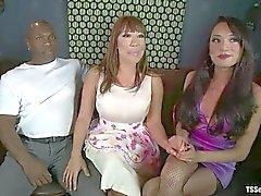 Ava Devine Jessica Fox - A Dirty Threesome