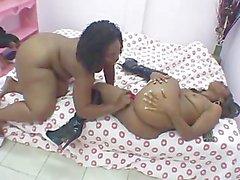 Lesbian Budonkadunk - scene 3