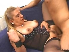 Mature woman and guy - 51