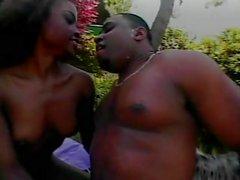 Hot young ebony queens
