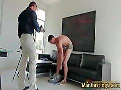 Seksi damızlık Mike jizzster berbat ve part2 alır