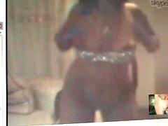 Dominikanischen cachonda se masturba x cam