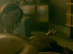 Claire Foy naked in White Heat