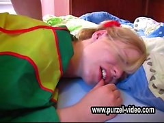 lovely blond sweet teen purzel girl compilation.