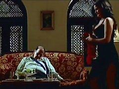 Egyptian bellydancer Sama El Masry