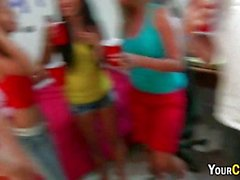 Cum Swapping College Party Girls