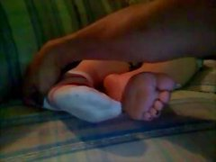 Sleeping feet 1