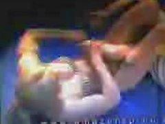femme judokate