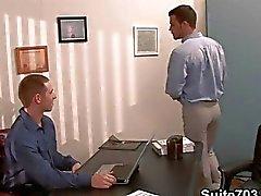 Gay kantoor voor geile binken