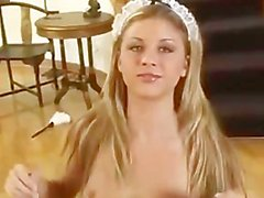 Hottest maid on earth