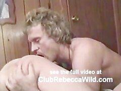 Rebecca Wild Bangs Joey Silvera