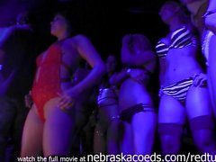 dark and dingy but hot lingerie contest