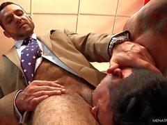 Aadam mestari ja Bruno Bernal hittoa