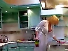 My aunt hot kitchen no nude
