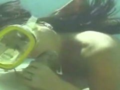Underwater Cumpilation In HD