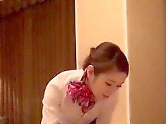 Harika Sıcak Japon Kız Having Sex