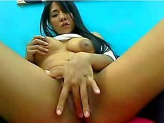 Latin webcam 305 Elicia live on 720camscom
