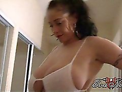 Here is another amateur video clip of me in the back room