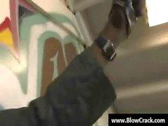 Rassig Blowbang - Gesichts Cumshot ins verschiedenen Rassen Hardcore ficken 26.