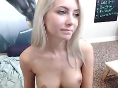 Jerk Off Instructions by an amateur camgirl