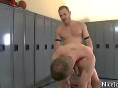 Cameron gets fucked by amazing jock 3 part6
