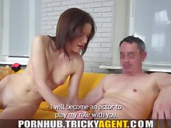 Tricky Agent - She's got everything for porn