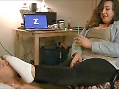 Vanessa Socks Smothering