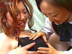 Breast Milk Lesbian Love
