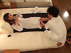 Spy video of a cute Japanese mifl