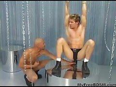 Ricky Martinez And Nick Savage bdsm gay sex