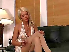 Kelly Marie Pantyhose Seduction