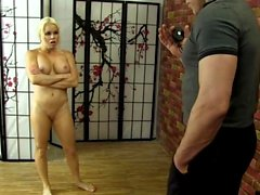 Hot milf domination and facial