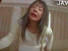 Japanese gangbanged girl