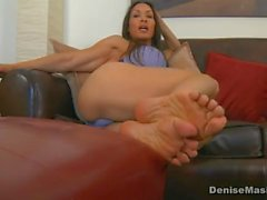 Denise Masino - 4 My Foot Sluts
