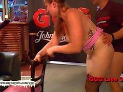 German Sluts do it better - German Goo Girls Live