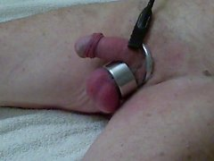 My whip on cock and Balls
