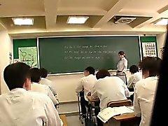 Japanese school teacher (part A)
