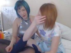 hot young lesbians pt2