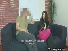 Casting couch erotica and porn
