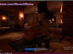 Slaves Of Rome Game - In-Game New Sex Fucking Positions